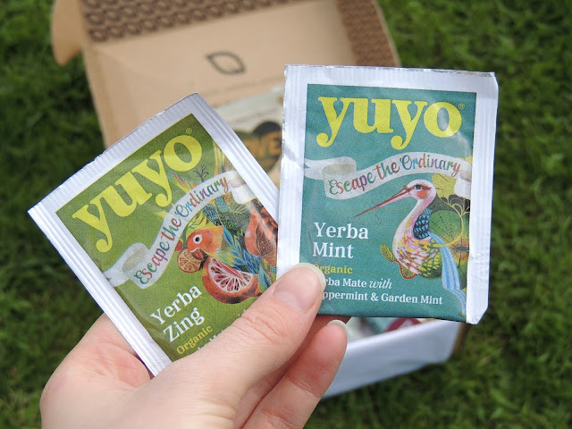 YUYO herbal tea