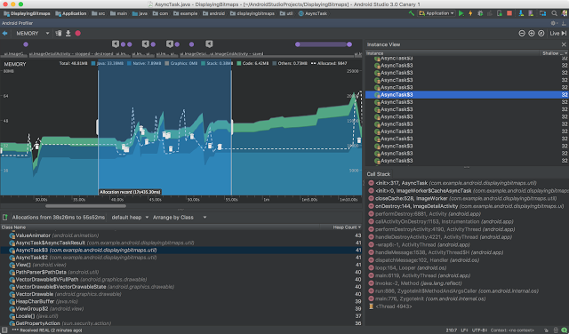 20 Fitur di Android Studio 3.0 Canary 1