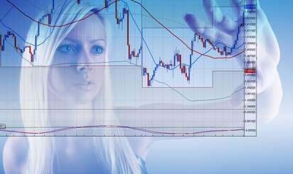 What is volatility in forex market