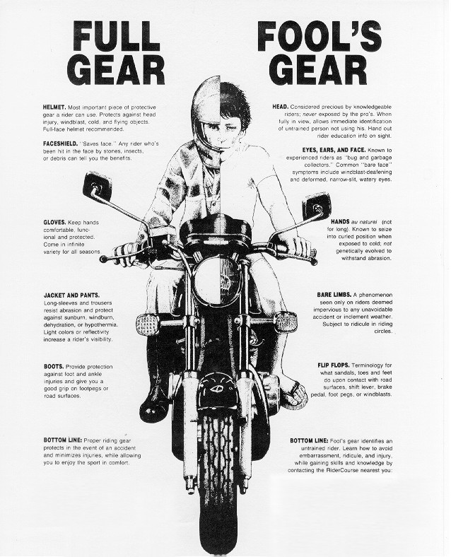 My Insurance Guys Blog: 8 Motorcycle Safety Tips For