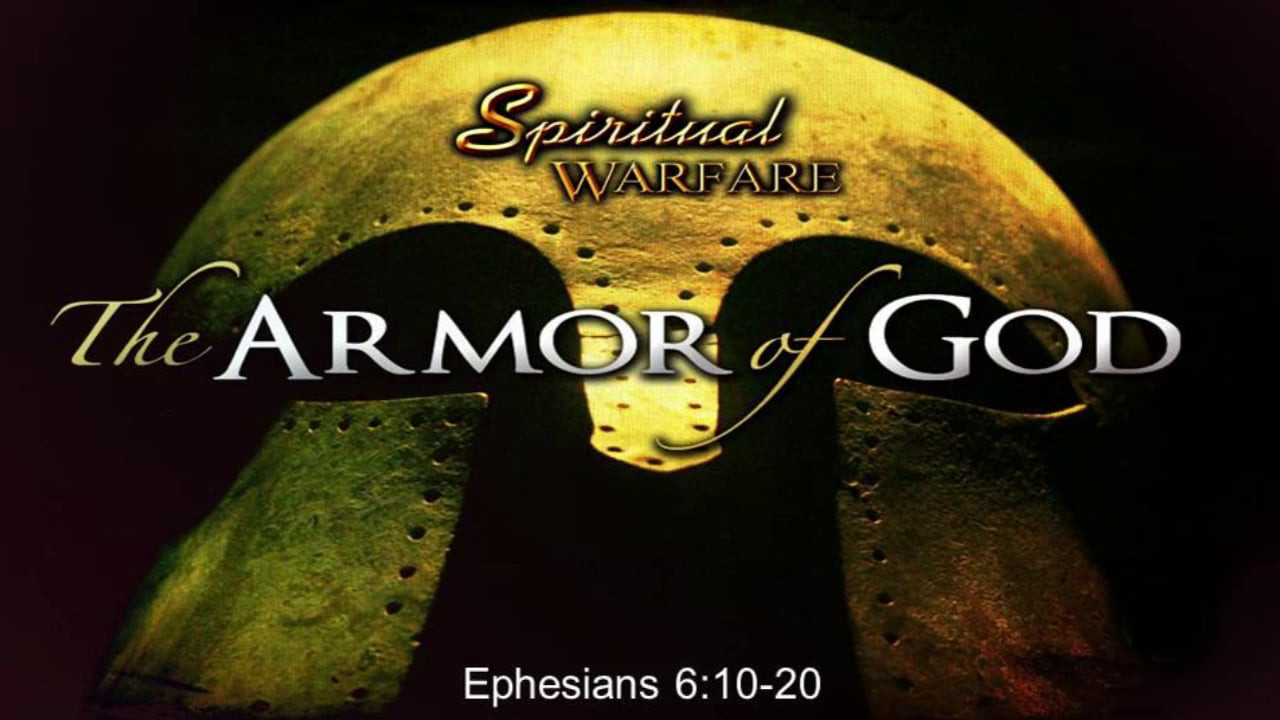 Spiritual Warfare - The Armor of God. Never before has the church found  herself in such dire straits as today's world falls into greater and deeper  darkness ...