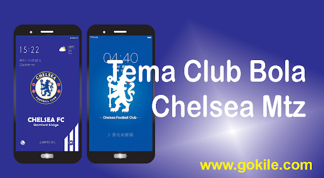 Tema Club Bola Chelsea Mtz Terbaru For Xiaomi Paling Keren, Download Tema Club Bola Chelsea Mtz Terbaru For Xiaomi, Tema Chelsea V1 Mtz,Tema Chelsea V2 Mtz