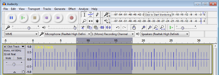 instalar audacity editor de audio no windows de graca