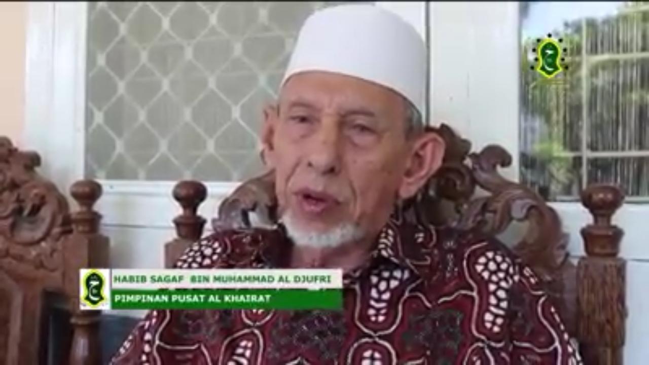 Tangkal Bencana Susulan, Habib Segaf Al-Jufri Ajarkan 3 Amalan