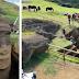 ¡Desenterraron las ancestrales cabezas de la Isla de Pascua y debajo hallaron algo Sorprendente!