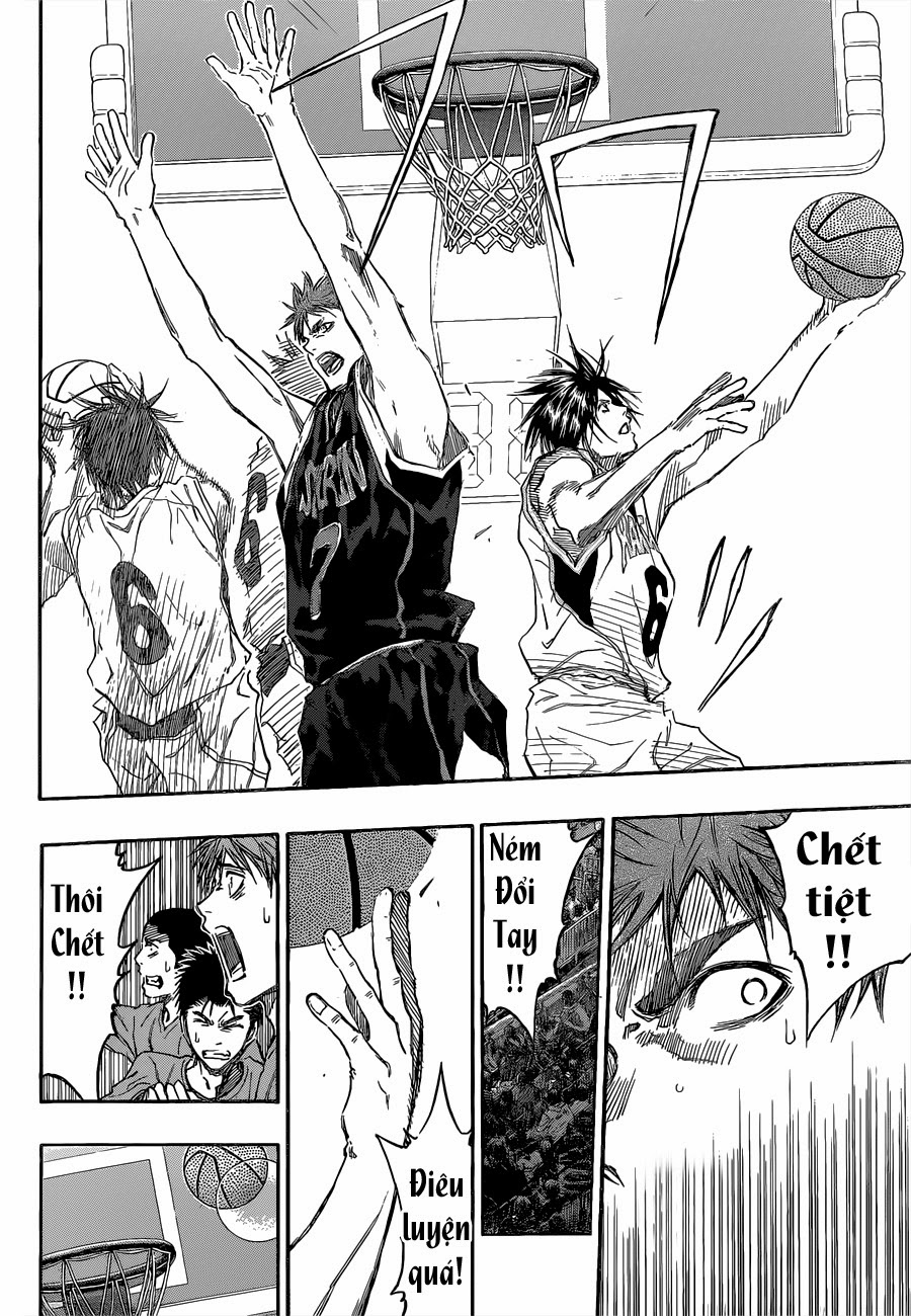Kuroko No Basket chap 235 trang 8