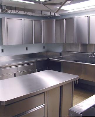 Luxury Modern Metal Kitchen Cabinets Metal Kitchen