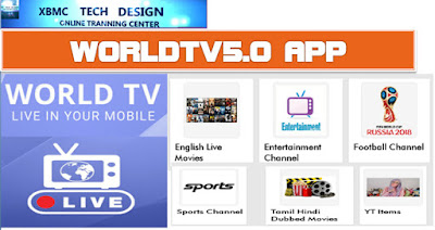 Download WorldTV5.0  APK- FREE (Live) Channel Stream Update(Pro) IPTV Apk For Android Streaming World Live Tv ,TV Shows,Sports,Movie on Android Quick WorldTV5.0-PRO Beta IPTV APK- FREE (Live) Channel Stream Update(Pro)IPTV Android Apk Watch World Premium Cable Live Channel or TV Shows on Android