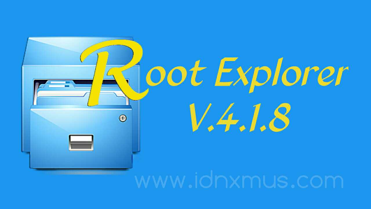 Root Explorer v.4.1.8 APK