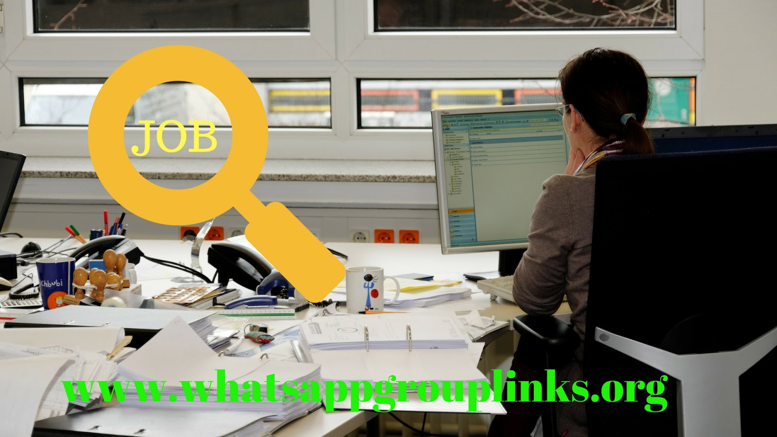 JOIN 1000+ JOB WHATSAPP GROUP LINKS LIST - Whatsapp Group Links