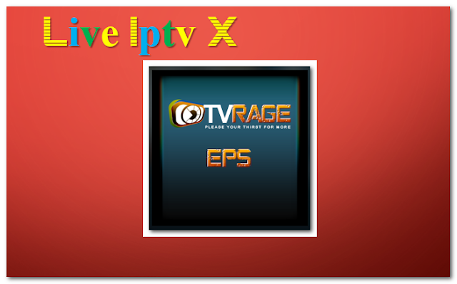 TVRage-Eps tv show addon