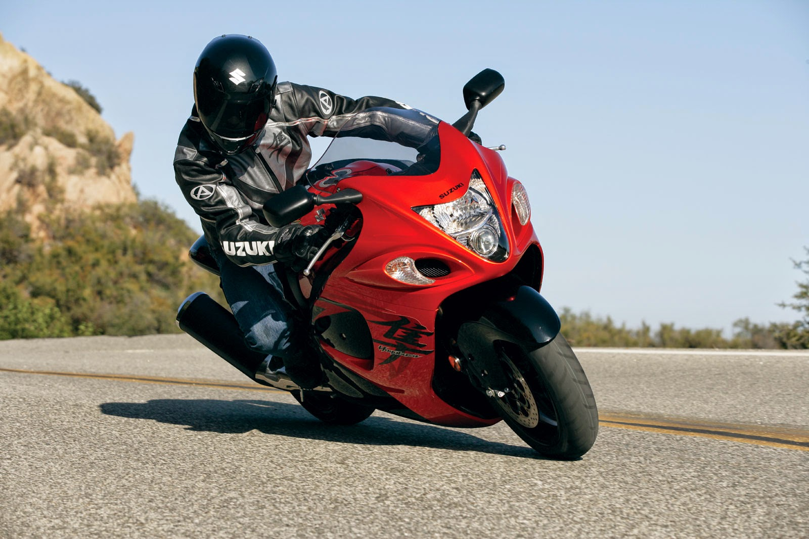 Suzuki Hayabusa Top 10 Hd Wallpapers Specification Price