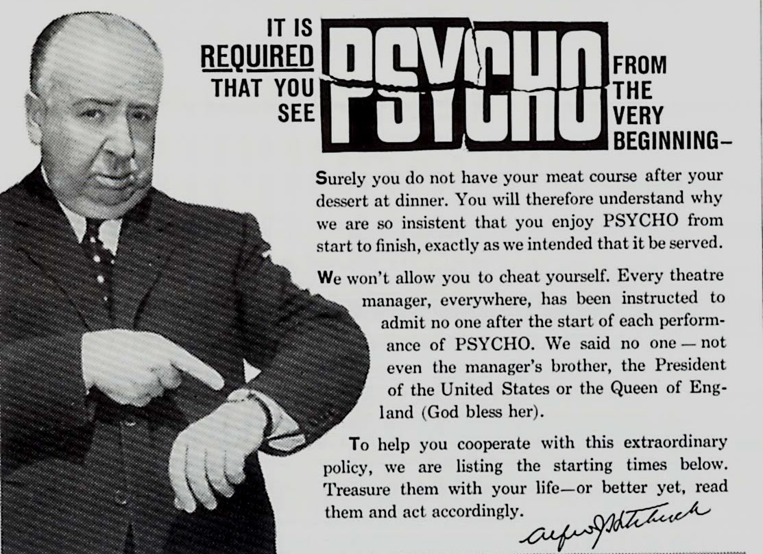 psycho film review alfred hitchcock ravacholle lifestyle blog scary movie