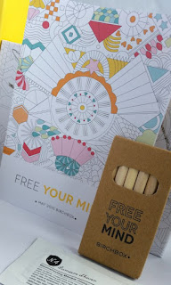 Birchbox Free Your Mind May 2015