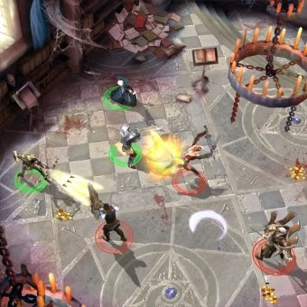 Dungeon Hunter 4 for BlackBerry 10