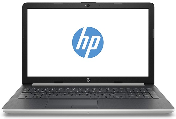 HP Laptop 15-da1016ns: procesador Core i7 + disco duro SSD de 256 GB