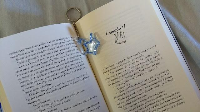 Resenha Livro Príncipe Partido
