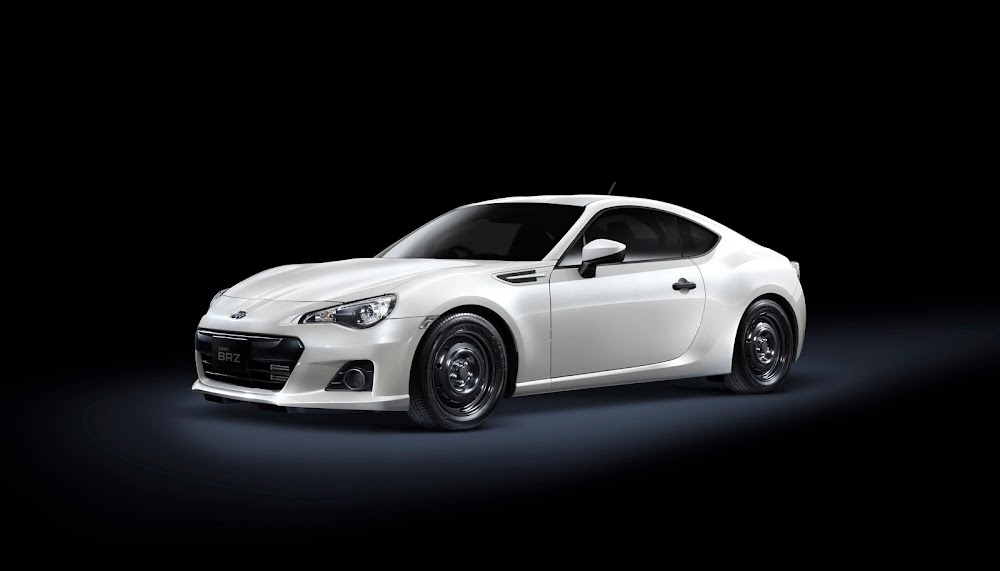 Subaru BRZ RA Racing announced in Japan
