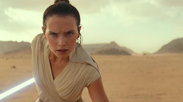Star Wars Daist Ridley