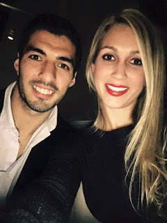 Sofia Balbi and luis suárez, Luis Alberto Suarez, hot, instagram, age, wiki, biography