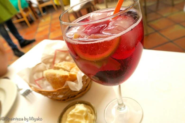 CASA FEDERICO 夏の赤というワインカクテルのティント・デ・ベラーノ