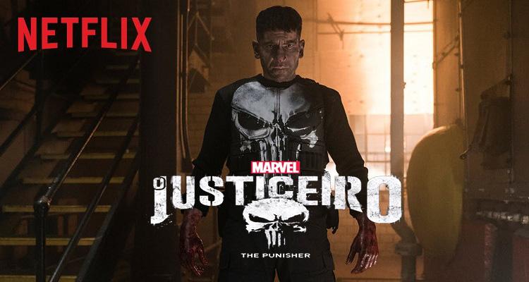 Dica de Série: O Justiceiro