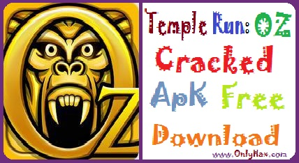 Temple Run: Oz 1 6 3 Cracked Apk
