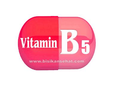 10 Manfaat Vitamin B5 (Asam Pantotenat) Bagi Kesehatan