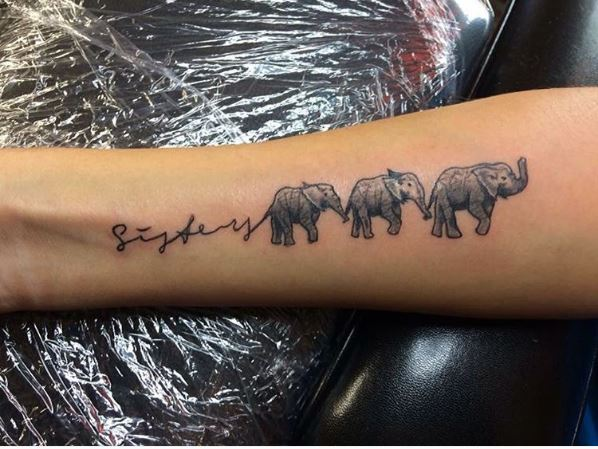 50+ Matching Sister Tattoos For 2,3 (2019) Unique Ideas With Brother | Tattoo Ideas 2020 - Part 3