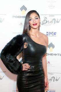 Nicole Scherzinger Figure