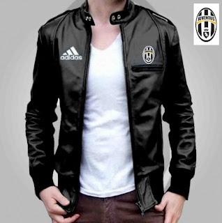 Jual Jaket Kulit Ariel Juventus