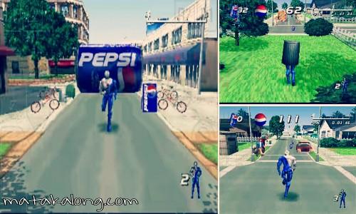 Game Pepsiman