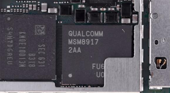redmin 4a processor