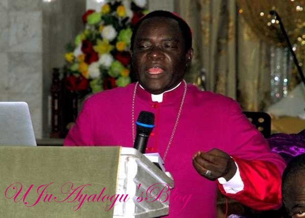 Nuisance begets nuisance : Bishop Kukah denies comments on IPOB