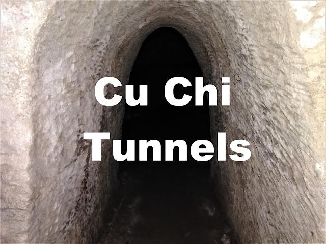 tunnel ben duoc cu chi tunnels vietnam