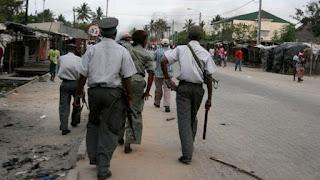 Islamic gunmen attack Mozambique police, 16 killed