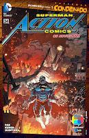 Os Novos 52! Action Comics #34
