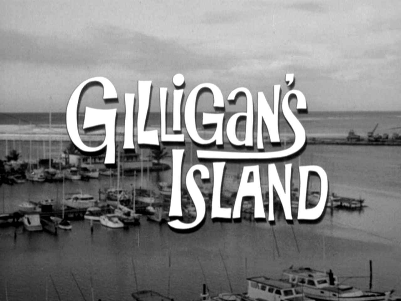 SERIES DEL AYER: GILLIGAN'S ISLAND - La Isla de Gilligan (1964-1967)