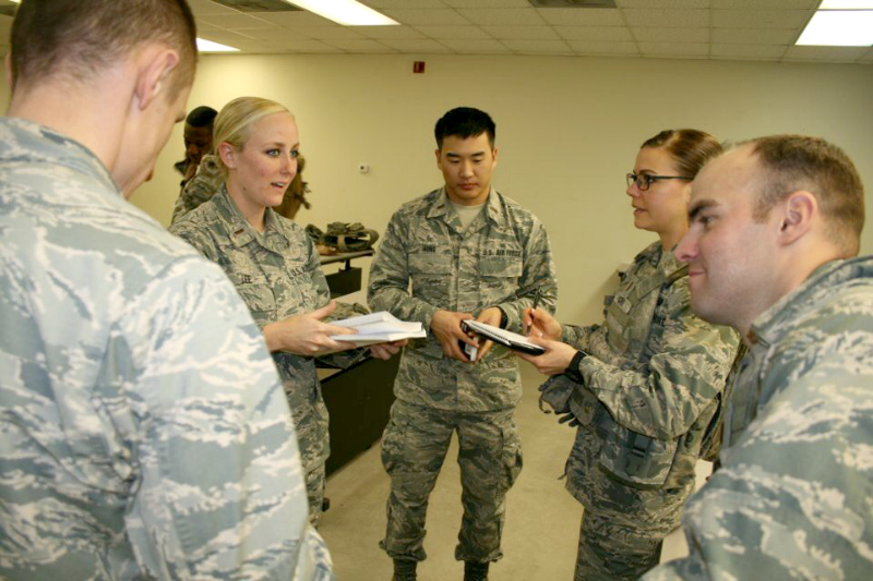 SFOC, Air Force Security Forces, Security Forces Officer Course