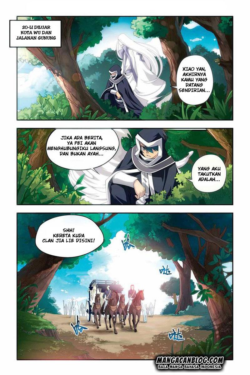 Battle Through Heaven Chapter 18-11