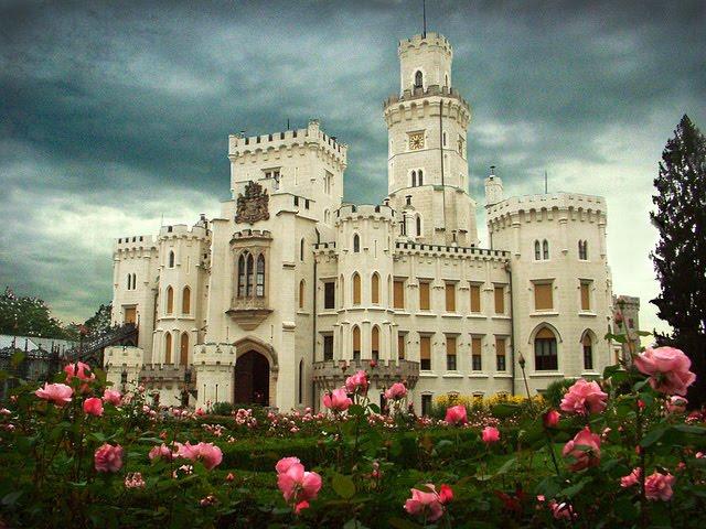 nad vltavou castle - photo #33