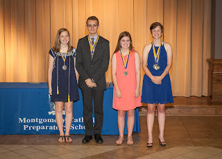 Montgomery Catholic Preparatory School Academic Awards Ceremony Held in May 8