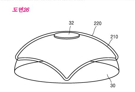 b53b91e99e A Samsung patenteou recentemente na Coreia do Sul lentes de contato