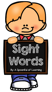 Sight Words and a FREEBIE!