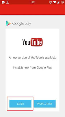tutorial Menggunakan OG Youtube di Android