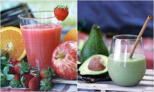 Olahan buah untuk menurunkan kolesterol
