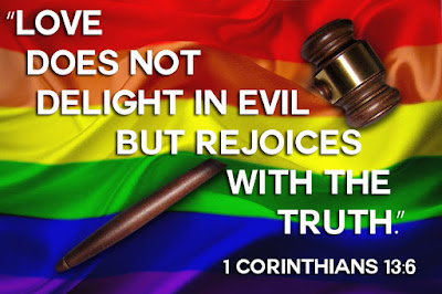 Love Wins, But Not At the Expense of Truth