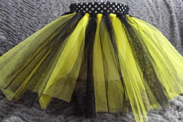 8c9496e6 TUTU - łatwy sposób jak zrobić spódniczkę TUTU dla dziecka. | MaBell ...