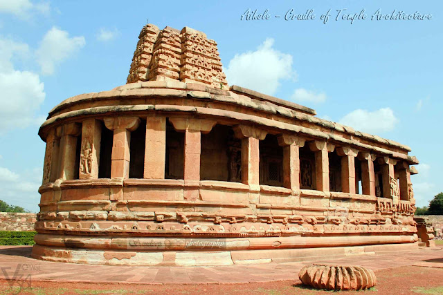 Durga temple, Aihole - Chalukya temples