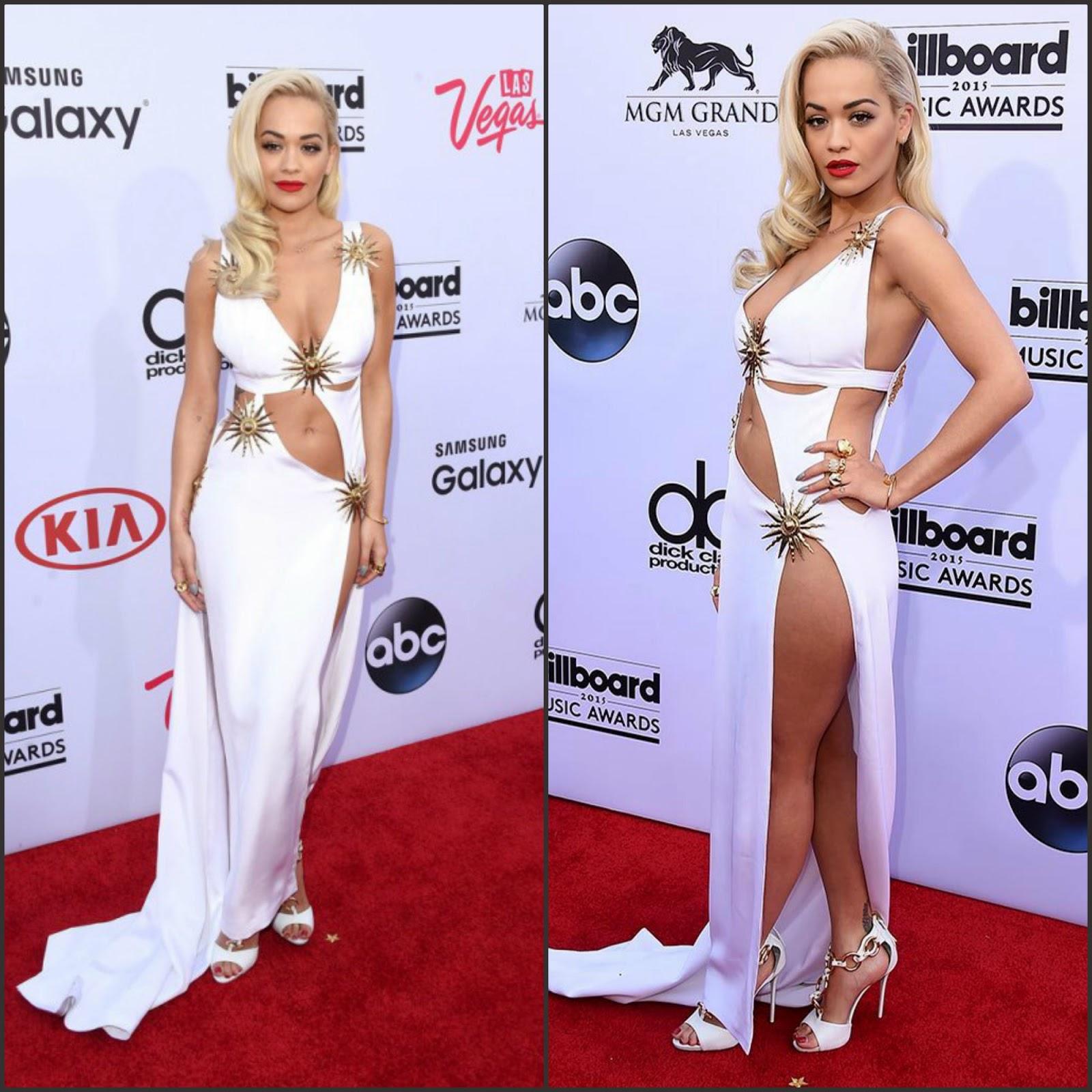 Gymnast Katelyn Ohashi S Espy Awards Speech: The Yellow Party News: Rita Ora Wears Risky Dress On